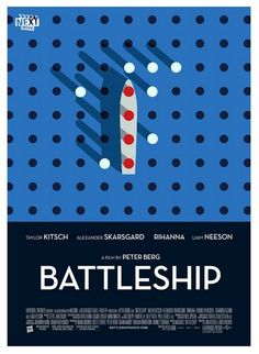 Battleship independent movie poster ;-)