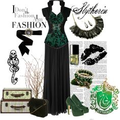 Slytherin Ball (is that an Oxymoron??)