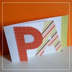 DIY: Cartãozinho para o Dia dos Pais
