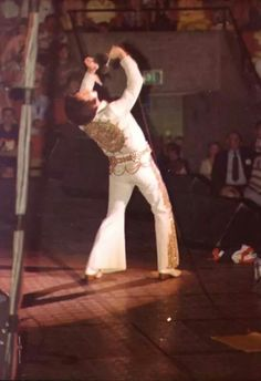 Elvis' Last Concert In Indianapolis, Indiana On June 26, 1977   HE IS TRULY     THE KING!!!!