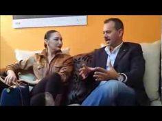 PREMIERE DONNA presenta:Valeriana Mariani intervista Giandaniele Battila...