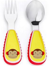 Zootensils Monkey – available at www.babycompany.co.uk
