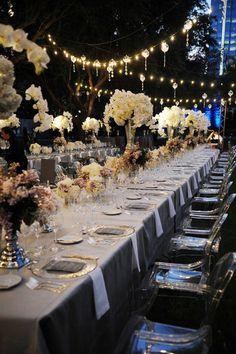 Photography: Andrea Polito Photography, Inc. - POLITOWEDDINGS.COM Floral Design: Bella Flora of Dallas - bellafloraofdallas.com Read More: http://www.stylemepretty.com/2011/07/14/the-nasher-sculpture-garden-wedding-by-bella-flora-of-dallas/