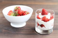 How to Coconut Cashew Chia Pudding with Strawberries