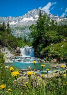 Beautiful Land.