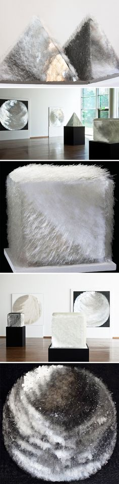 GLASS! sculptures by josepha gasch-muche