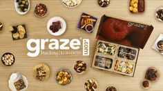 Snack boxes delivered to your home are what Graze specializes in. For a broader variety, take a peek at our list of the best delivery food sites like Graze.