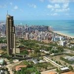 Complexo Tour Geneve, tallest, greenest and poshest new apartment building in Joao Pessoa