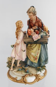 in Pottery, Porcelain & Glass, Porcelain/ China, Capodimonte