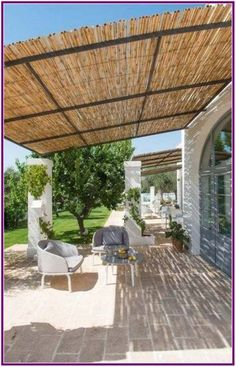 pergola garten 50 Beautiful Pergola Design Ideas For Your Backyard - Page 29 of . - pergola garten 50 Beautiful Pergola Design Ideas For Your Backyard – Page 29 of 50 – Gardenholi - Diy Pergola, Pergola Carport, Outdoor Pergola, Wooden Pergola, Pergola Shade, Backyard Patio, Outdoor Decor, Patio Shade, Pergola Lighting