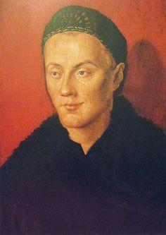 Альбрехт Дюрер (1471 - 1528 гг.). Портрет юноши. Ок. 1504 г.