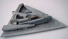 Hypo Alpe-Adria Center, Klagenfurt, Austria, Morphosis, 2000