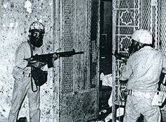 TIL that three French commandos from GIGN had to convert to Islam to help Saudi forces retake control over Makkah Grand Mosque in 1979 seizure. House Of Saud, Islam, Masjid Al Haram, Religion, Mekka, Al Qaeda, The Siege, Spiegel Online, Grand Mosque