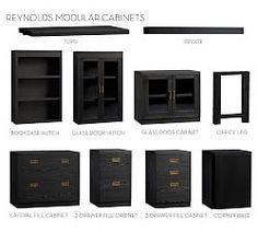 Bookshelves, Book Shelves & Cabinet Furniture   Pottery Barn