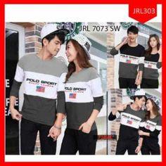 Fashion Sweater Couple Polo Sport Terlaris