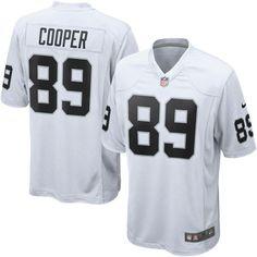 Jets Darron Lee jersey Amari Cooper Oakland Raiders Nike Game Jersey - White Bills LeSean McCoy jersey Browns Jabrill Peppers 27 jersey