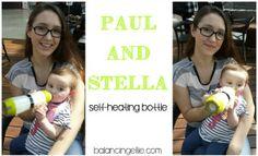 Paul and Stella self-heating bottle $49.95