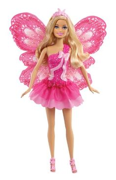 Barbie Beautiful Fairy Barbie Doll Barbie http://www.amazon.com/dp/B009UCEGCM/ref=cm_sw_r_pi_dp_KAfXwb17VZX1Q