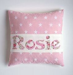 Personalised Star Cushion - cushions
