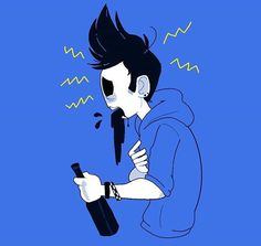 Someone had a little too much to drink, huh Tom~?