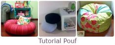 raccolta tutorial pouf