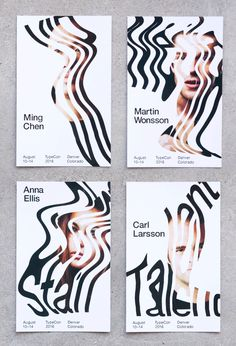 TypeCon Rebranding by Jens Marklund