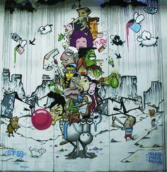 Senza Filtro Graffite Bologna