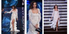 Mădălina Ghenea a susprins pe toată lumea cu aparițiile superbe de la Sanremo. Frumoasa româncă a îm...