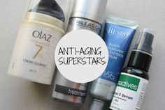 5 Anti-Aging Superstars You Should Include In Your Skincare Routine http://beautifulwithbrains.com/2014/08/19/best-anti-aging-ingredients/ #MakeupCafe