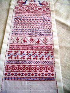 Liefde voor textiel: Drukke tijd