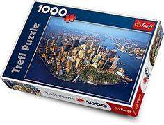 #puzzle #jigsaw #jigsawpuzzles #nyc #newyork 64,25€ Ravensburger Puzzle, Puzzle 1000, Yorkie, Manhattan, Jigsaw Puzzles, New York, Nyc, Classic, Derby