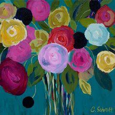 Beautiful Day by Carrie Schmitt at www.carrieschmittdesign.com