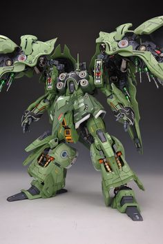 1/100 NZ-666 Kshatriya modeled by UtopiaCast