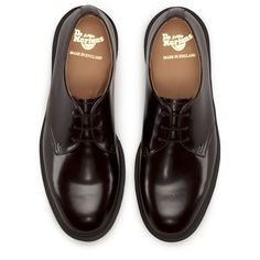 Dr. Martens Steed Shoe – Made in England