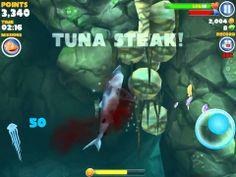 Hungry Shark Evolution Gameplay!!! (+afspeellijst)