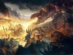 Glaurung, Father of Dragons
