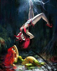Zombie Disney, Marvel Dc Comics, Nightwing, Batgirl, Batwoman, Comic Books Art, Comic Art, Joker Y Harley Quinn, Der Joker