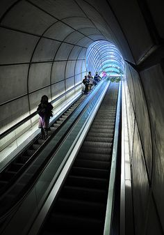 Metro Bilbao by Norman Foster