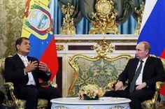 Correa: 'Si el espionaje de EEUU lo hiciera Ecuador, seríamos dictadores y criminales'