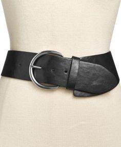 Inc International Concepts Asymmetrical Stretch Belt 8d36423b912e