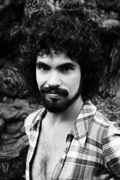 John Oates (born April is an American rock, R&B and soul guitarist, musician, songwriter and record producer best known as half of the rock and soul duo, Hall & Oates (with Daryl Hall). Famous Duos, John Oates, Daryl Hall, Hall & Oates, I Want To Cry, Music People, Hairy Chest, Music Photo, Types Of Music