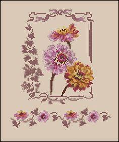 Вышивка крестом_Моя коллекция схем