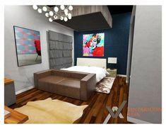 bedroom industrial