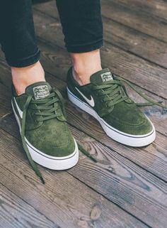 4273c3af987f  mensfashion Green Nike Shoes