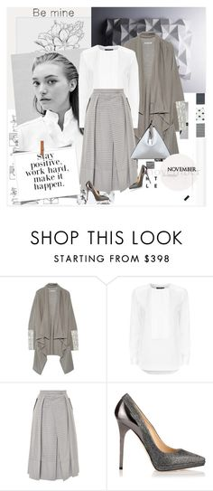 """Sin título #2192"" by liliblue ❤ liked on Polyvore featuring 3.1 Phillip Lim, Autumn Cashmere, Etro, TIBI and Jimmy Choo"