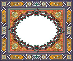 motif ottoman et islamique (49)