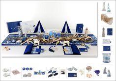 DIY Sitzordnung Hochzeit Maritime Hochzeit