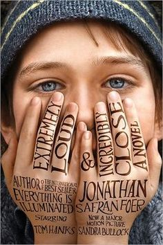 Extremely Loud and Incredibly Close by Jonathan Safran Foer is now available in a new movie tie-in edition! Watch the trailer HERE and catch the movie in theaters December Jonathan Safran Foer. Jonathan Safran Foer, Film Closer, Closer Movie, Tom Hanks, World Trade Center, Trade Centre, Sandra Bullock, Great Movies, Great Books