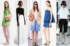"Styling: Can You Handle the Mandal?    Once upon a time, we lived by a ""the more delicate, the better"" credo in regard to warm weather's chosen shoe, the sandal. But Resort 2014 has us considering all sorts of Dad-inspired variations (thick soles, broad straps and all!). These borrowed-from-the-boys styles juxtapose brilliantly with '40s frocks and floaty slip dresses, but the best thing about them is how they bring a totally chill, ""spa day"" attitude with them wherever they go."