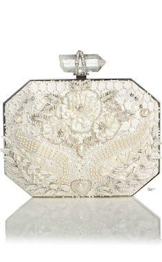 Marchesa ● FW 2014 #weddings #wedding ideas #bridal accessories